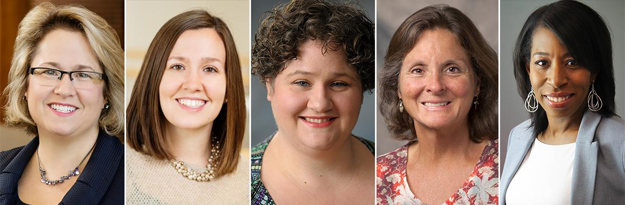The 2020 Larine Y. Cowan Award Recipients