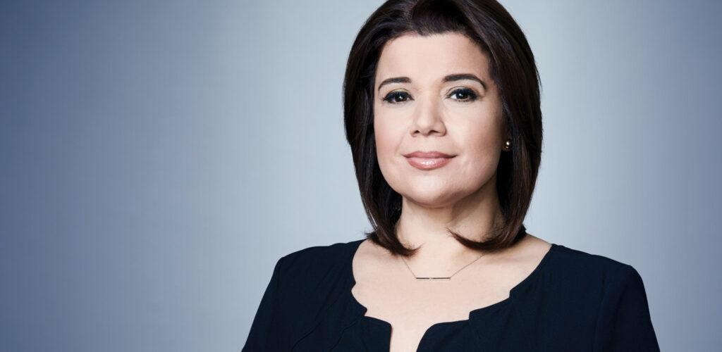 Headshot of Ana Navarro